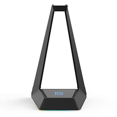 Moniel Wireless Charging with Headphone Stand Desktop Multifunction...