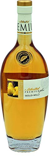 Scheibel PREMIUMplus Gold-Willi 0,7 L 40% Vol. 1er Pack (1x 700ml)