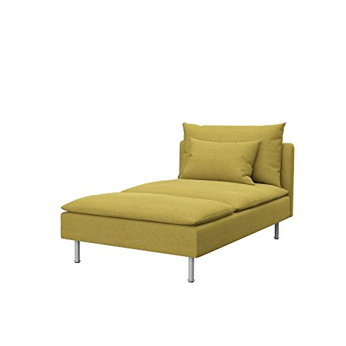 Soferia - IKEA SÖDERHAMN Funda para chaiselongue, Classic D