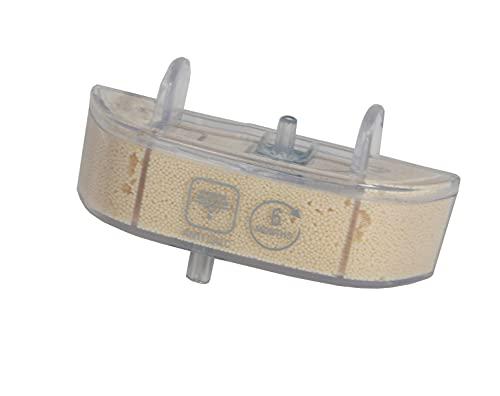 Rowenta ZR005806 - Cartucce anticalcare, compatibili con pulitore a vapore Clean & Steam, in plastica e schiuma