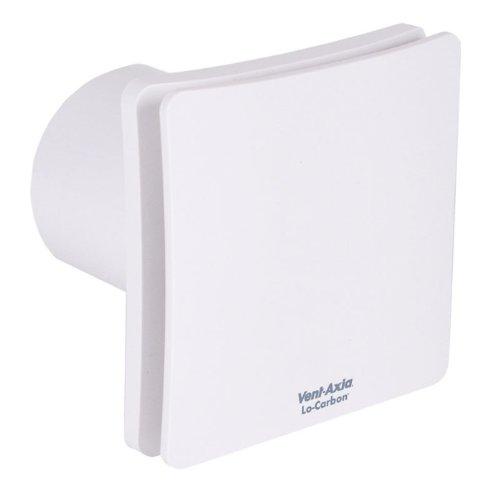 Vent-Axia 443177 Lo Carbone Centra SELV Hygrostat ventilateur avec minuteur