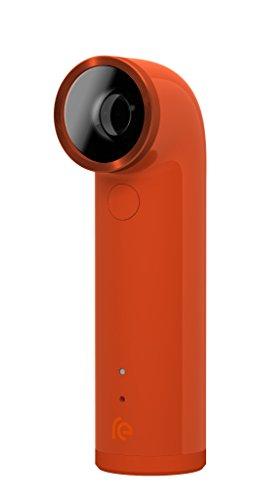 HTC RE 16.0MP Waterproof Digital Camera (Orange)