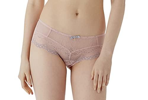 Gossard Damen Superboost Lace Short Slips fr Jungen, Rosa (Ballett Pink/Silber), Mittel