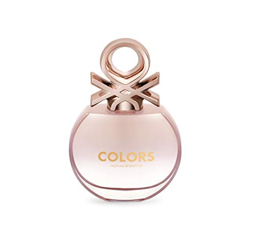 Benetton Colors Rose Edt Vapo 50 Ml 50 ml