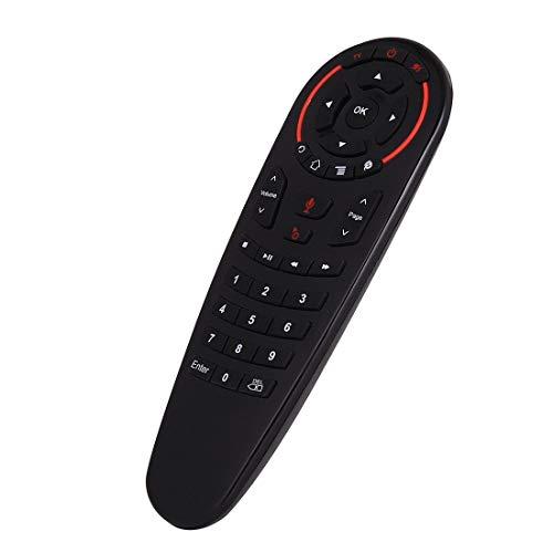 Mando a distancia inalámbrico inteligente de 2,4 G, G30S, USB, con sensor de giroscopio de 6 ejes para televisión doméstica (G30 TV)