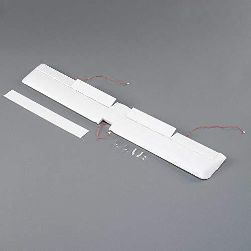 E-flite Wing with Servo & LED: UMX Turbo Timber