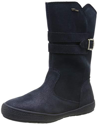 PRIMIGI Mädchen PTY Gore-TEX 44371 Hohe Stiefel, Blau (Notte/Navy 4437111), 34 EU