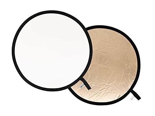 Lastolite LLLR3006 - Reflector de 77 cm, sunfire/Blanco