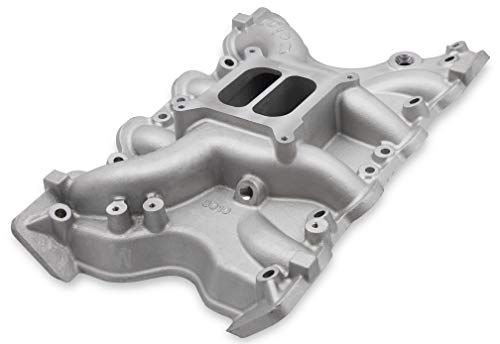 NEW WEIAND ACTION +PLUS INTAKE MANIFOLD, FITS FORD SMALL BLOCK V8, 351M, 400M (2V HEADS)