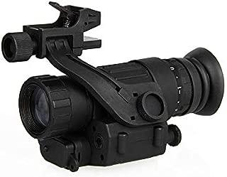 CANIS LATRANS PVS-14 Digital Night Vision Goggle IR Night Vision Monocular with J-Arm Headset Adapter PVS14(Black