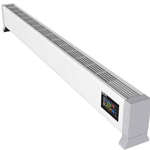 Radiator, convector, radiator, elektrisch, voor badkamer, kantoor, slaapkamer, convector. 2500W Wit