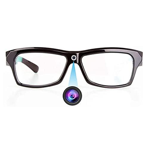 EREW Gafas inteligentes, con Bluetooth con micrófono integrado para música, llamada/cámara/videocámara para exteriores