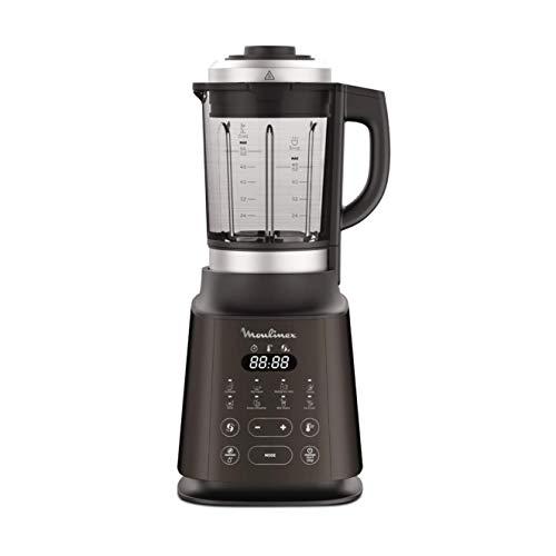 Moulinex–lm965b10–Licuadora calefacción 2L 1300W ultrablend Cook +