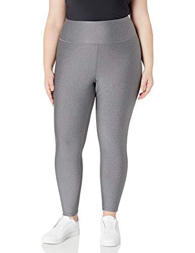 Amazon Essentials Plus Size Performance High-Rise 7/8 Legging athletic-leggings, Carbón Heather, 1X