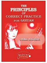 the principles of correct practice for guitar dvd