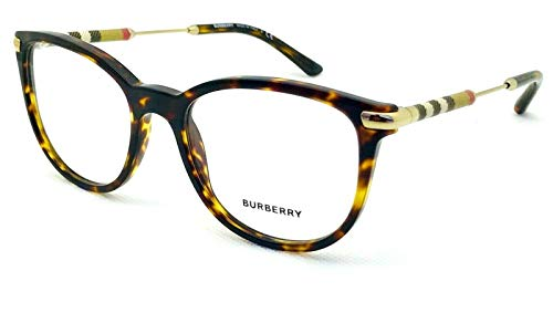 BURBERRY Brillengestell DARK HAVANA (3002) BE2255Q