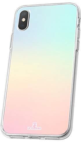 LA COQUERIE Coque Pastel ASUS Zenfone Live ZB501KL Silicone Semi-Rigide Originale à Motif. Etui de protéction pour téléphone
