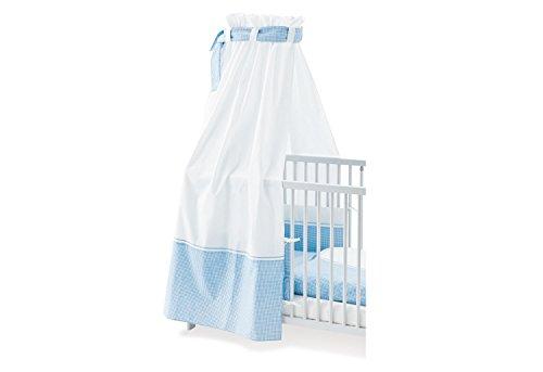 Pinolino 640389-2 Himmel für Kinderbetten