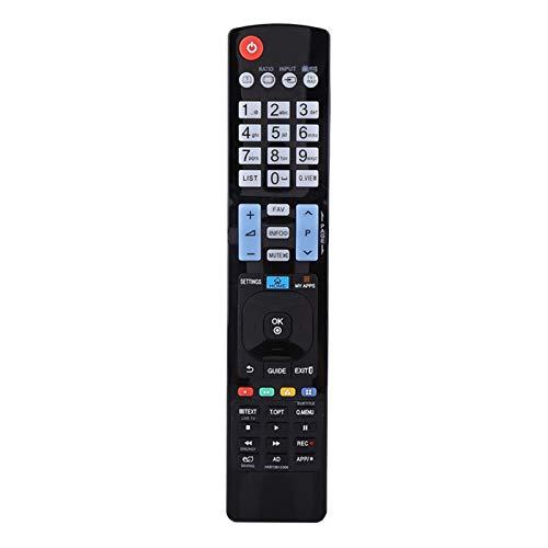 Ftory Control Remoto: reemplazo del Controlador de Control Remoto Universal para LG HDTV LED Smart TV AKB73615306