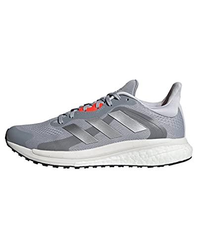 adidas Solar Glide 4 ST W, Zapatillas de Running Mujer, PLAHAL/Balcri/Rojsol, 37 1/3 EU