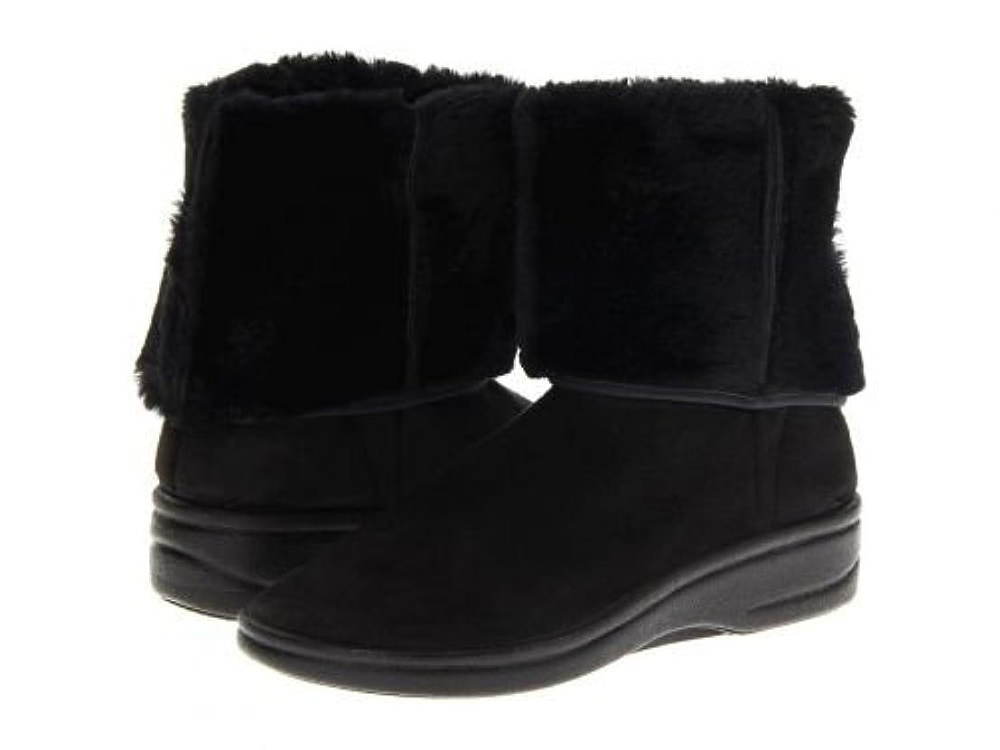 コマンド記念碑逸脱Arcopedico(アルコペディコ) レディース 女性用 シューズ 靴 ブーツ アンクルブーツ ショート Milan 2 - Black 39 (US Women's 8-8.5) M [並行輸入品]