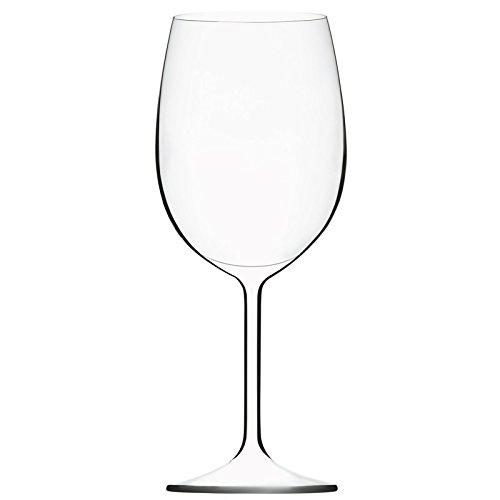 AlsaceCadeau 6 Verres à Vin Sommelier - cristallin