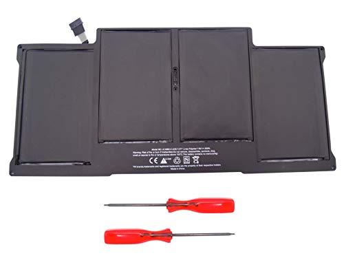7.6V 55WH Replace A1377 A1405 A1496 Laptop Battery 020-6955-A 020-6955-B MC905LL/A MC905DN/A MacBookAir3,2 for Apple MacBook Air 13'Late 2010