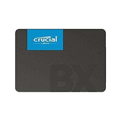 Crucial Crucial 3D NAND SATA 2.5inch SSD BX500シリーズ 480GB CT480BX500SSD1JP