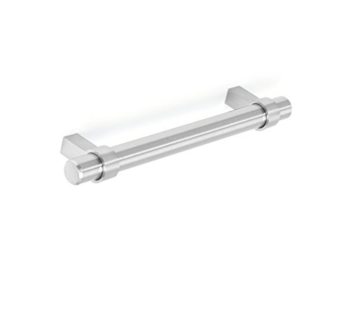 kitchen hardware brushed nickel - 3