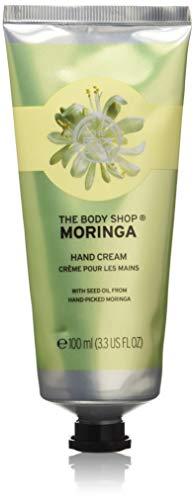 The Body Shop Moringa Hand Cream 100ml/3.3 FL OZ