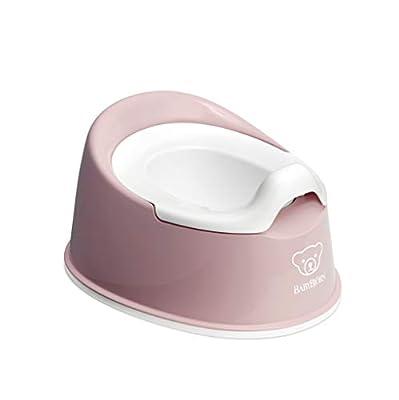 BabyBjörn Smart Potty, Powder Pink/White from AmazonUs/YX3ZC