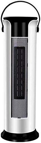 Pkfinrd Elektrische elektrische kachel, 2000 W, PTC, met oscillerende functie, 120 graden elektrische verwarming, automatische rotatie en bescherming tegen tippen