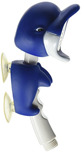 ConservCo Fun & Adorable Bath & Shower Wand for Kids - Dollie the Dolphin