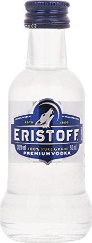 Eristoff Premium Vodka PET Wodka (1 x 0.04 l)