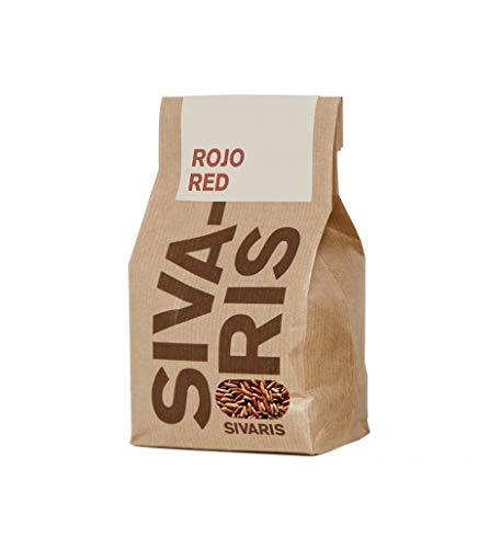 Arroz Rojo (papel kraft) 500gr. Sivaris. 6un.