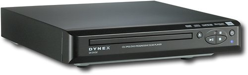 For Sale! Dynex Progressive-Scan DVD Player DX-DVD2