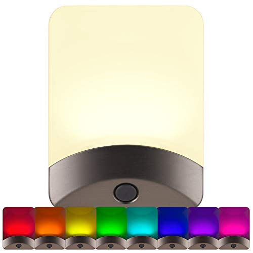 GE Color-Changing LED Night Light, Plug-in Now $5.98 (Was $9.99)