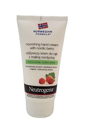 Neutrogena Berry Crème Mains 3 x Hydratation - Formule Norvégienne 75 ml - 3 count