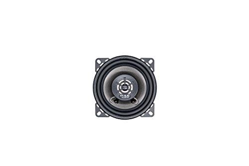 Mac Audio Power Star 2.16 Lot de 2 Haut-parleurs Compo 2 Voies 400 W 165 mm Noir/Titane