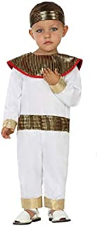 Baby Boys Girls Egyptian Cleopatra Carnival World Book Day Fancy Dress Costume Outfit