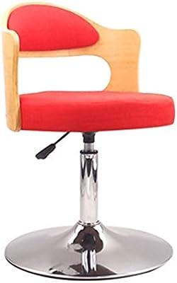 Terrific Amazon Com Metallic Wooden Retro Bar Chair Adjustable Machost Co Dining Chair Design Ideas Machostcouk