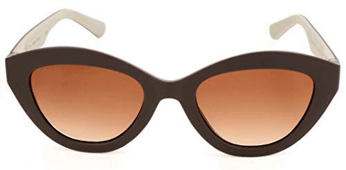 adidas Sonnenbrille AOR026 Cateye Sonnenbrille 51, Mehrfarbig