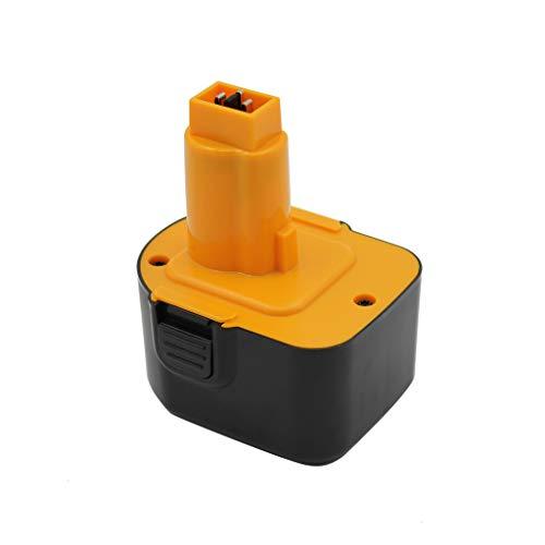KINSUN vervangende elektrische gereedschapsbatterij 12V 2.0Ah voor Dewalt Draadloze boor DC9071 DE9037 DE9071 DE9072 DE9074 DE9075 DE9501 DW9071 DW9072 152250-27 397745-01 DC743KA DW940K