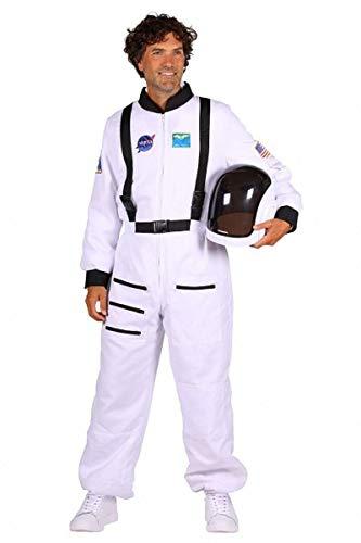 Thetru Herren Kostüm Astronaut Buzz Overall Karneval Fasching Gr. XXL