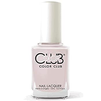 Color Club Nail Lacquer Stark Naked Meet Your Match Collection Off White Color .5 fl oz  15 mL