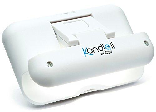 Ozeri Kandle LED Reading Light Designed for Books and eReaders, White