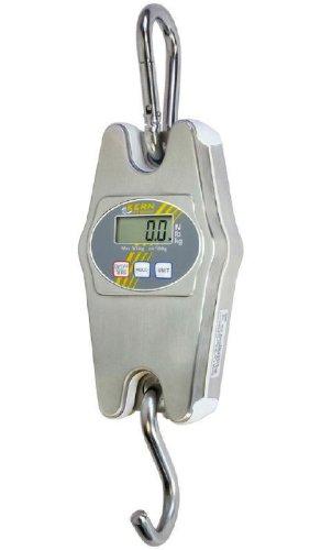 Hangweegschaal IP65 – de handige voor verhoogde lasten [kern HCN 200K500IP] precisie tot 500 g, weegbereik max. 200 kg.