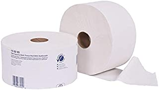 Tork 160090 Universal High Capacity Bath Tissue Roll with OptiCore, 2-Ply, 3.75