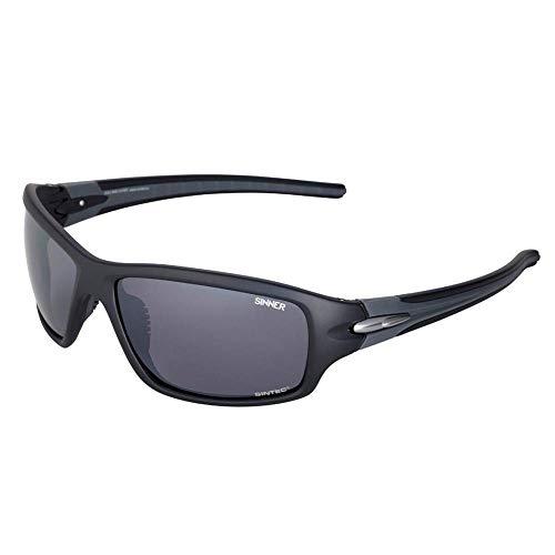SINNER Sport Sonnenbrille für Herren und Damen Mehrere Farben - Verspiegelt mit 100{959d19b33b3f017f35c8aa774e8421d61cf1bb80c939c553fa099cd95437d586} UV400 Schutz, Polarisiert & Nicht Polarisiert - Fahrradbrille, Radbrille & Sportbrille für Outdoor