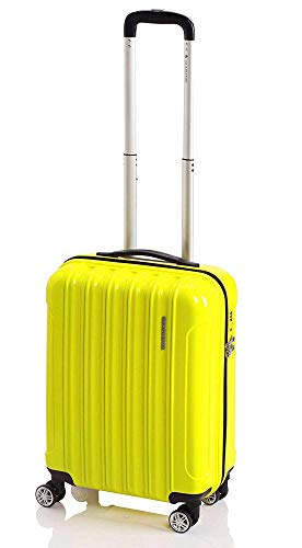Maleta de cabina Neon Gladiator Amarillo Neon de 34 litros